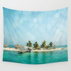 Rendezvous Caye Wall Tapestry