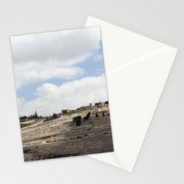 Mount of Olives Stationery Cards