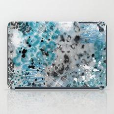 Blue Print iPad Case
