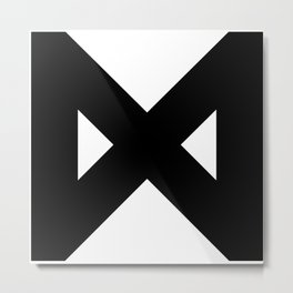 Monsta X -The Coe Metal Print