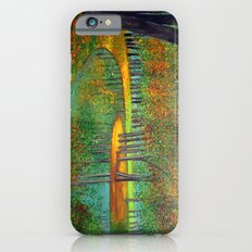 Autumn reflection  iPhone 6s Slim Case