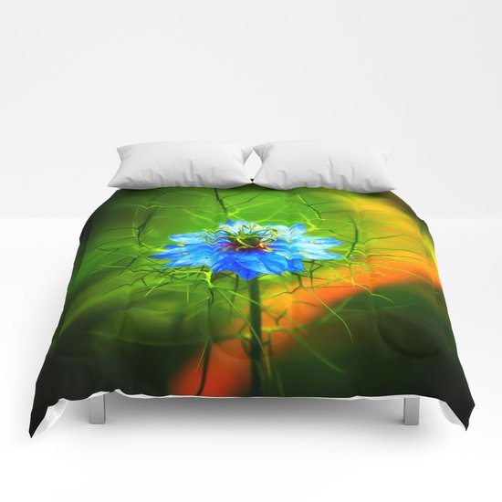 Blue dream Comforters