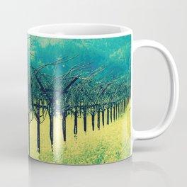 Winter Vineyard I - Serenity Coffee Mug