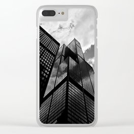 Willis Tower Clear iPhone Case
