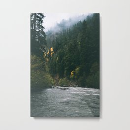 East Fork Hood River Metal Print