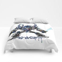 R2-D2 Transformed Comforters