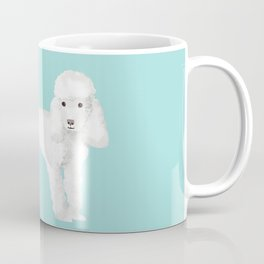 toy poodle funny farting dog breed pure breed pet gifts Coffee Mug