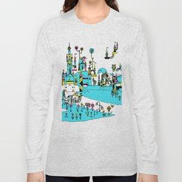 PING PONG SPRING Long Sleeve T-shirt