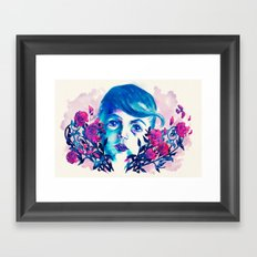 New Year Framed Art Print
