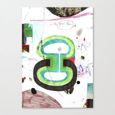 des6 Canvas Print
