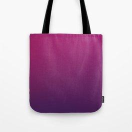 DEEPEST PURPLE - Minimal Plain Soft Mood Color Blend Prints Tote Bag