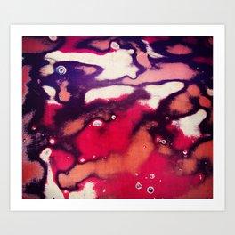 Patina 2 Art Print