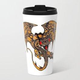 The Dragon and the Sword Travel Mug