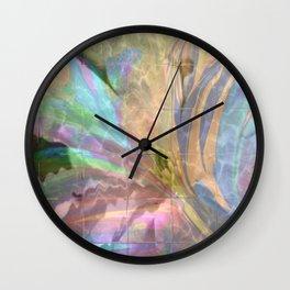 Feelings Of Spring Wall Clock