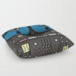 reel tape recorder Floor Pillow