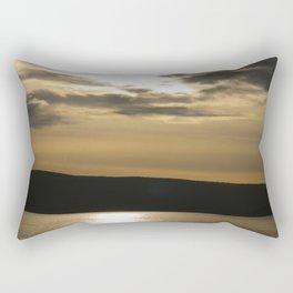 The Final Shore Rectangular Pillow