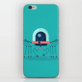 :::Mini Robot-Arachno::: iPhone Skin