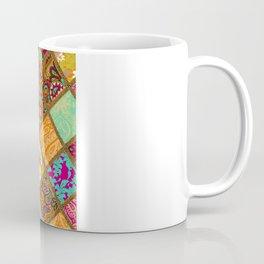 Patchwork Paisley Coffee Mug
