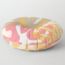 Tropical Wishes Floor Pillow