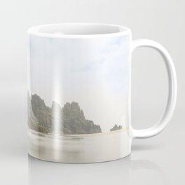 Pedn Vounder Beach, South Cornwall Coffee Mug