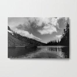 Mammoth Lakes Metal Print