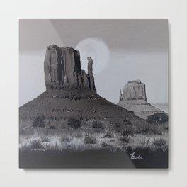 Monument Valley #3 Metal Print