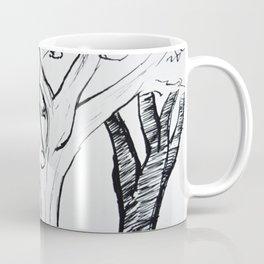 Fountain Pen Trees Coffee Mug
