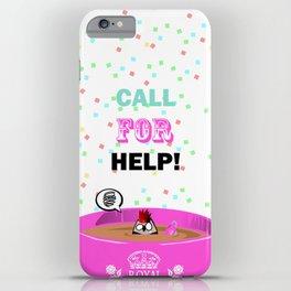 ROYAL BRITZ TEA iPhone Case