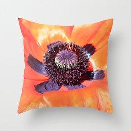 mohn 2 Throw Pillow