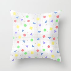 Confetti V2 Throw Pillow