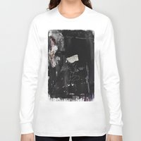 lydia martin Long Sleeve T-shirts featuring Lydia by Tom Melsen