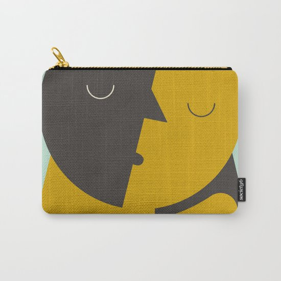 Love poster Carry-All Pouch