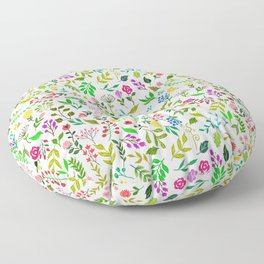 Spring Is Here Floor Pillow