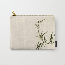 Oriental bamboo 006 Carry-All Pouch