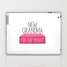 New Grandma On The Block Laptop & iPad Skin