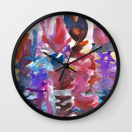 The Sentinels #2 Wall Clock