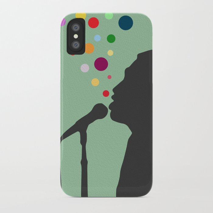Underwater Sound iPhone Case