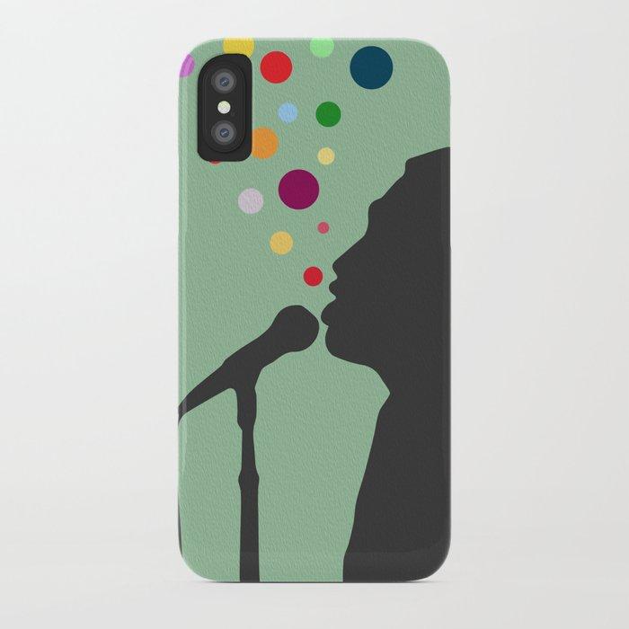 Underwater Sound iPhone Case