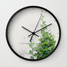 By the wall Wall Clock