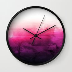 Magic Sunset Wall Clock