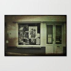 Chez Albert Canvas Print