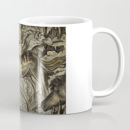 Wild Horse Cavern Coffee Mug
