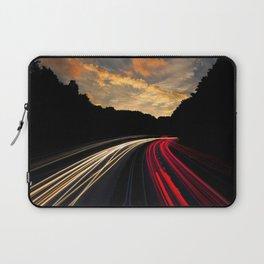 Highway to Adventure Laptop Sleeve