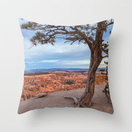 Bryce and Pine Throw Pillow