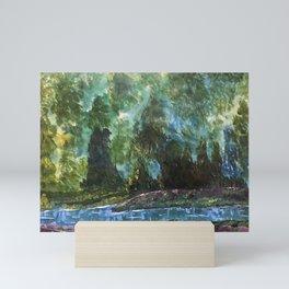 Hidden Forest Mini Art Print