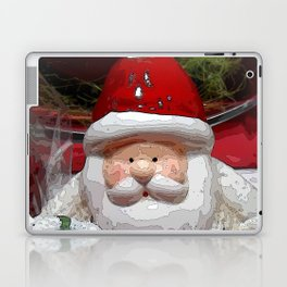 Santa20150902 Laptop & iPad Skin