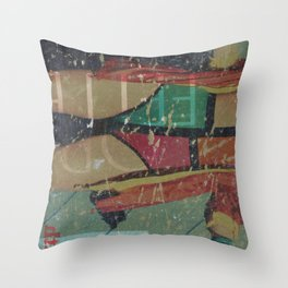 Sonder 2 Throw Pillow