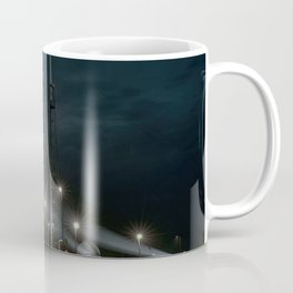 Why Do Rockets Launch At Night Coffee Mug