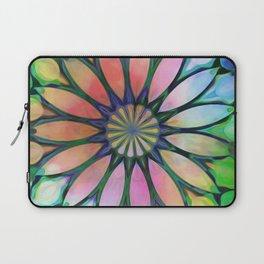 Tropical Flower Dream Laptop Sleeve