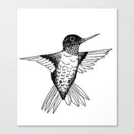 Laurel's Bird Canvas Print